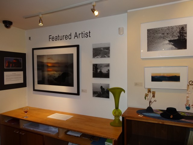 July's Featured Artist at the Art Gallery of Sudbury Boutique