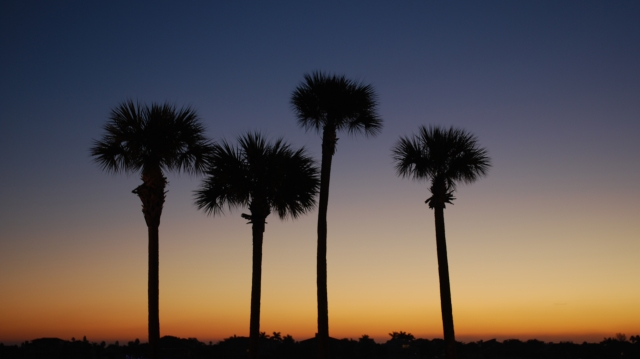 Sunrise Pass-a-Grile Florida on Monday, Dec 15. Natural light, natural colours, natural beauty – naturally!