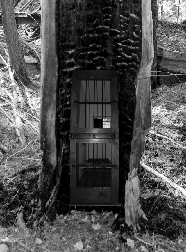 Burnt Tree prison